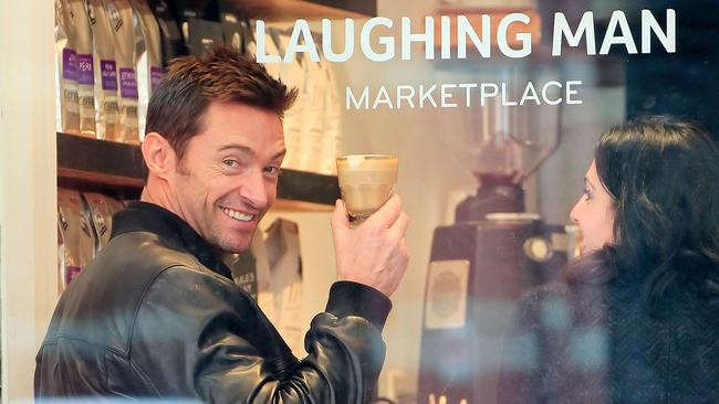 Now You Can Have Hugh Jackmans Laughing Man Coffee And Tea At Home