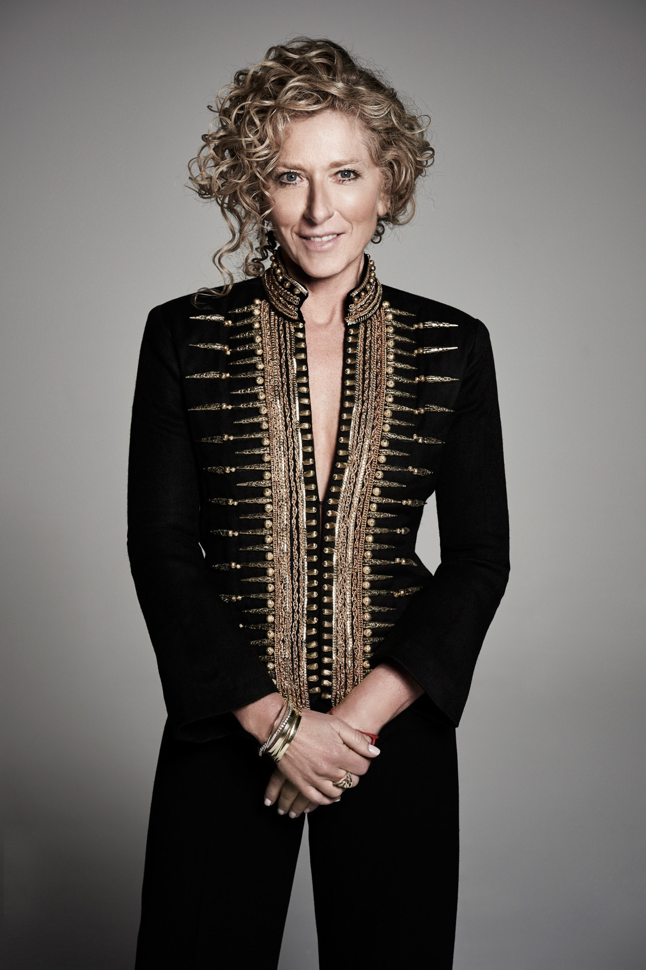 Kelly Hoppen wants to teach you about interior design