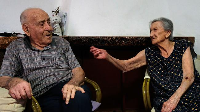 Situated on the western coast of southern Italy, the town of Acciaroli has a disproportionately high number of centenarians in its population of about 700. Picture: Mario Laporta/AFP/Getty Images