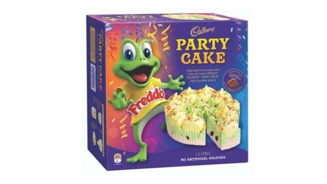 Behold, the ultimate party cake. Image: Peters