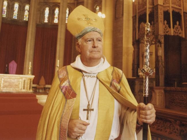 Dr Peter Hollingworth served as the Anglican archbishop of Queensland before being named governor-general.