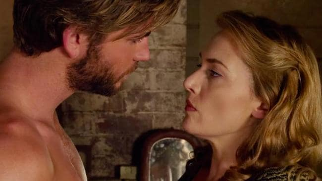 Seems Kate winslet sexy not happens))))