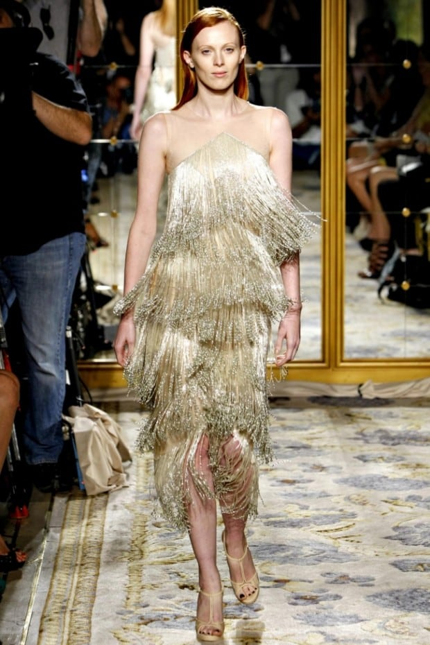Marchesa Spring/Summer 2012