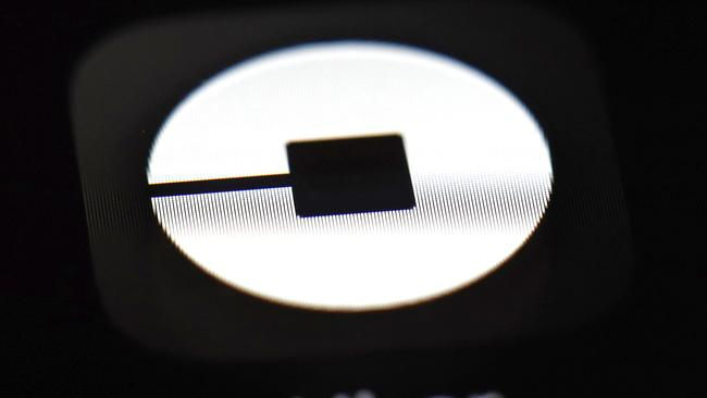 Uber says its drivers value the app's flexibility. Picture: AP Photo/Patrick Semansky
