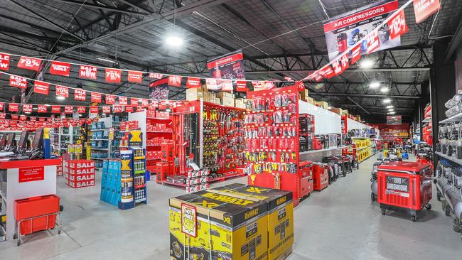 Sydney Tools has an eight-year lease on the North Geelong property.