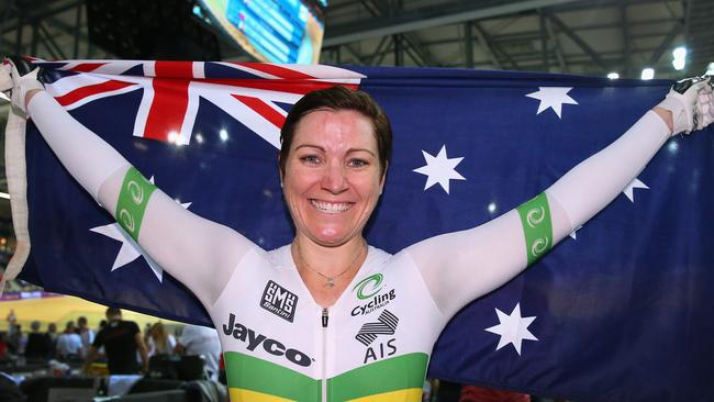Anna Meares. Picture: Alex Livesey/Getty Images