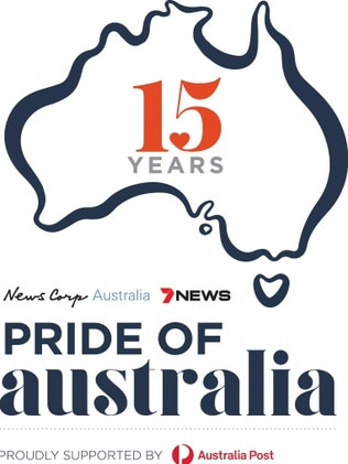 Nominate your hero for a Pride of Australia award.