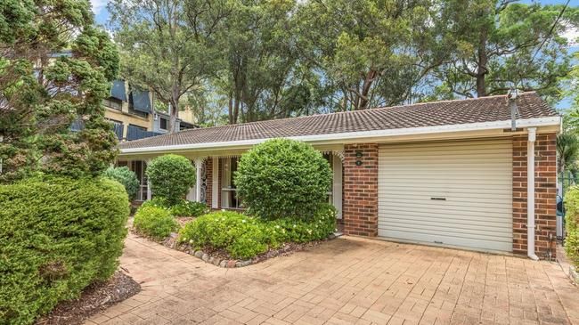 Properties like this one in North Gosford on the NSW Central Coast are in-demand. Picture: realestate.com.au