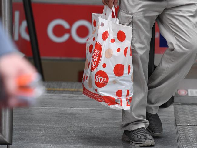 Shoppers want to do their bit to help the environment.
