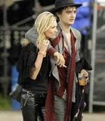 <p>Pete Doherty and Kate Moss</p>