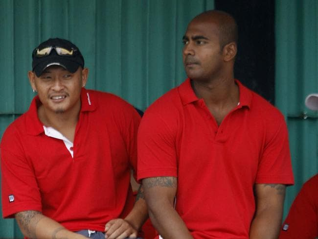 Concerned ... Andrew Chan and Myuran Sukumaran have publicly requested all representations on their behalf be respectful. Picture: Supplied.