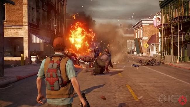 State of Decay: Year One Survival Edition - game trailer