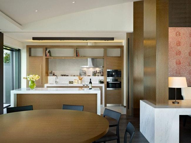 It may just look like a fancy kitchen.
