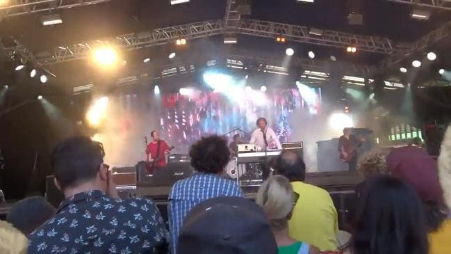 Rocket Science at Golden Plains 2018