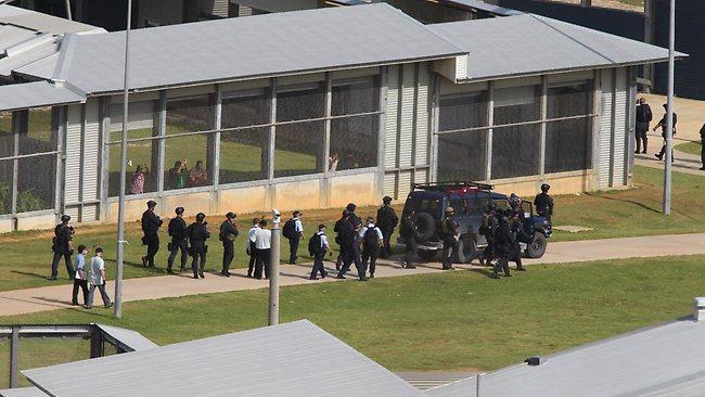 Christmas Island asylum centre at risk: former manager