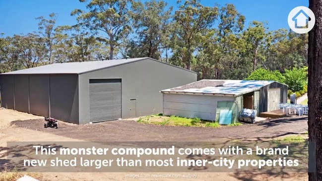Australia's amazing motocross homes