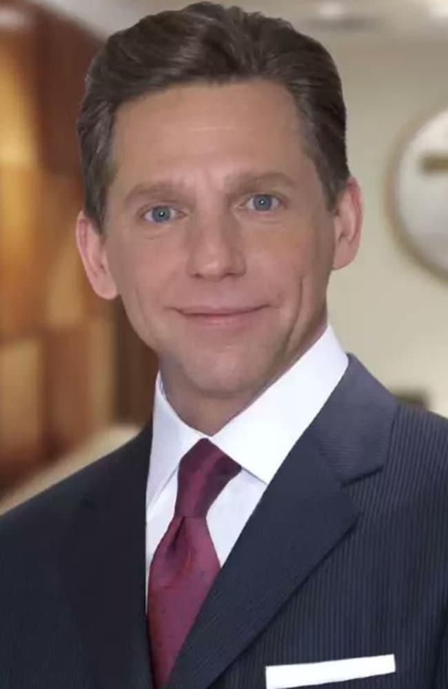 Scientology head David Miscavige. Source: Twitter