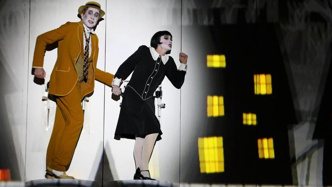 Adelaide Festival 2019 opera The Magic Flute. Picture: Tony Lewis, supplied