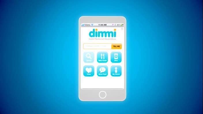 How to book a restaurant through Dimmi