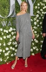 Carolyn Murphy attends the 2017 Tony Awards at Radio City Music Hall on June 11, 2017 in New York City. Picture: Jemal Countess/Getty Images for Tony Awards Productions