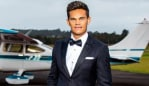Meet your new Bachelor Jimmy Nicholson. Image: Channel 10