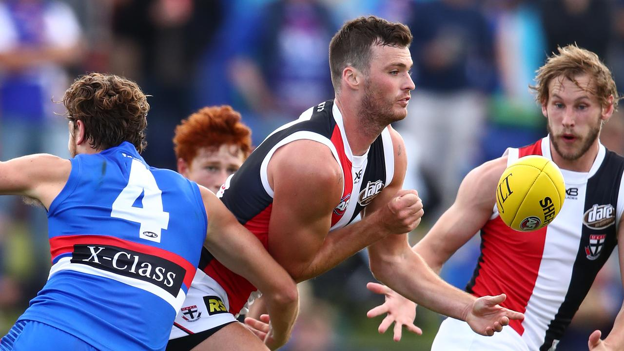 Dylan Roberton will sit out the 2019 season. Photo: Scott Barbour/Getty Images.