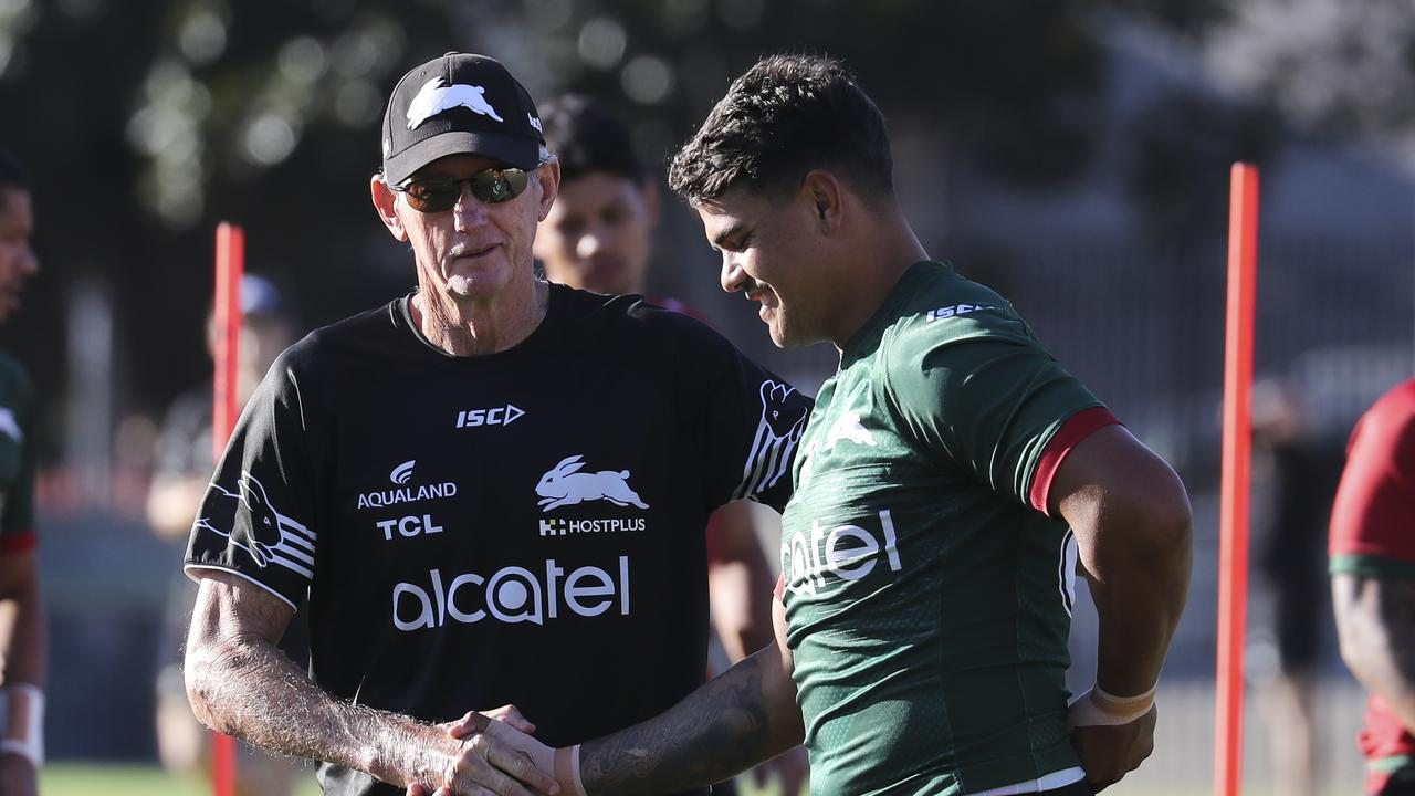Wayne Bennett says he knows what he is doing with Latrell Mitchell.