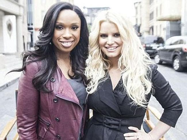 Jessica Simpson and Jennifer Hudson are Weight Watchers ambassadors.