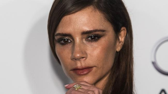 Victoria Beckham ... more honest about what she eats.