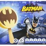 Batman ice blocks from modern times