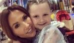 Kyly Clarke and daughter, Kelsey Lee. Image: Instagram