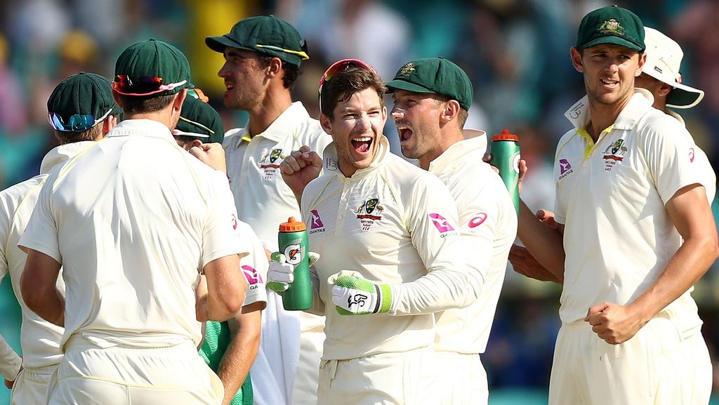 Australia poised to wrap up Ashes series 4-0 with victory ...