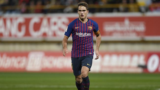 Denis Suarez could be the perfect candidate to replace Aaron Ramsey at the Emirates.