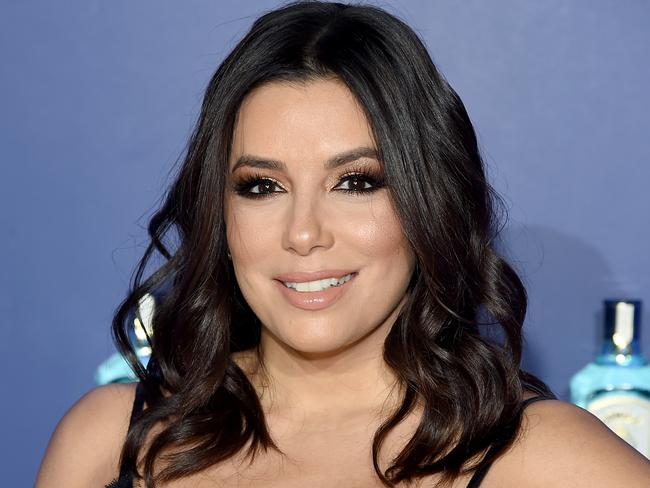 "Eva Longoria says she found pregnancy ""hard""."