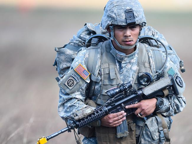 Talisman Sabre 2015 ... The nation's biggest war game is about to begin. Picture: Ian Hitchcock/Getty