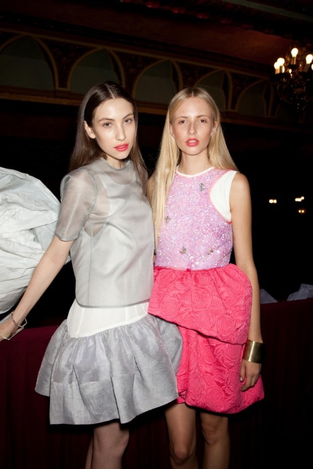 Camilla and Marc Australian Fashion Shows S/S 2011/12