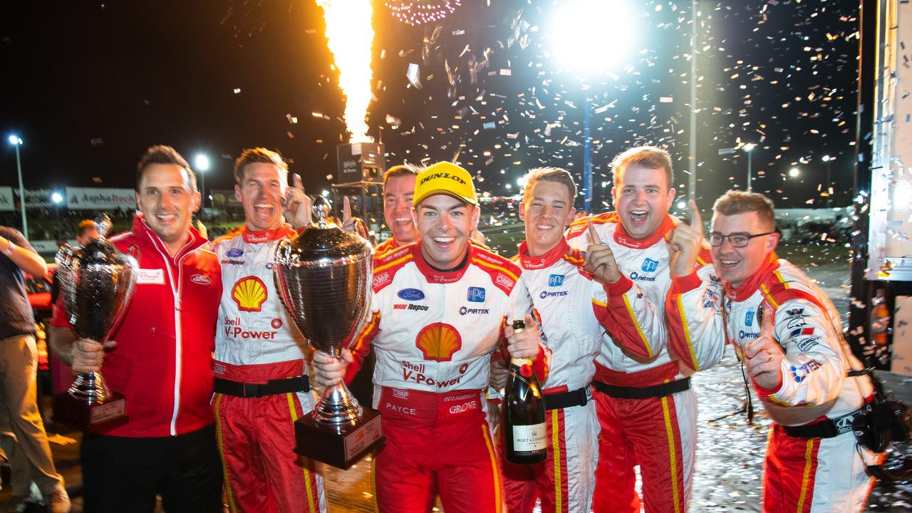 Scott McLaughlin claims his team aren't getting the credit they deserve.