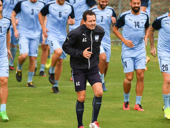 Sydney FC are balancing the A-League with Asian commitments.
