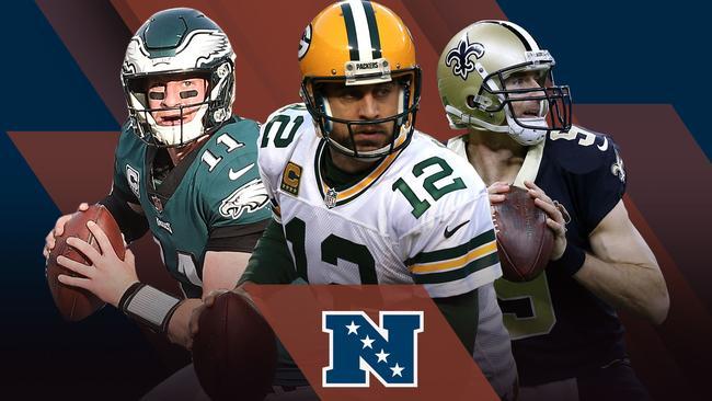 The 2018 NFC season preview.