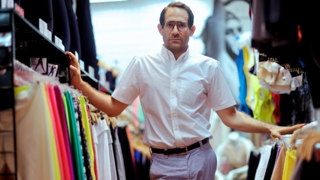 3d7458c2 Dov Charney in an American Apparel store, the brand he founded before being  fired. Photo: Bloomberg/Keith BedfordSource:Whimn