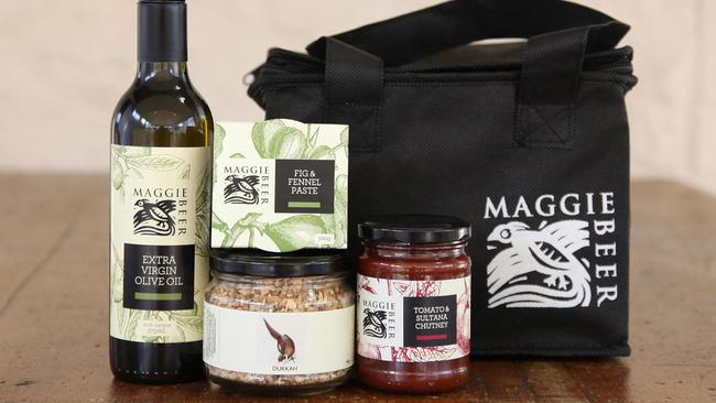 The fine foods are housed in the idyllic Barossa Valley but controversially made in Victoria and Queensland.