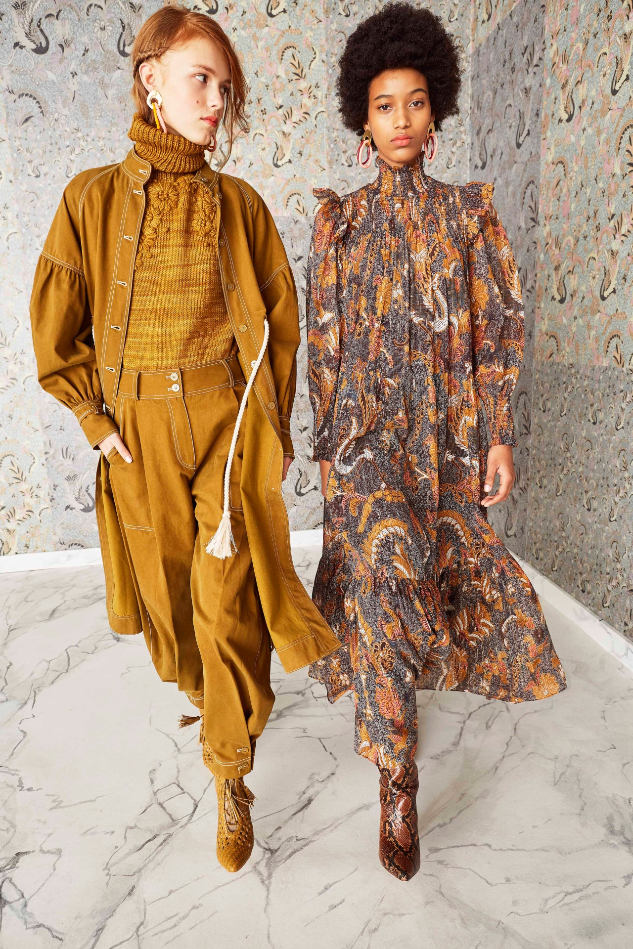 Ulla Johnson pre-fall 2019
