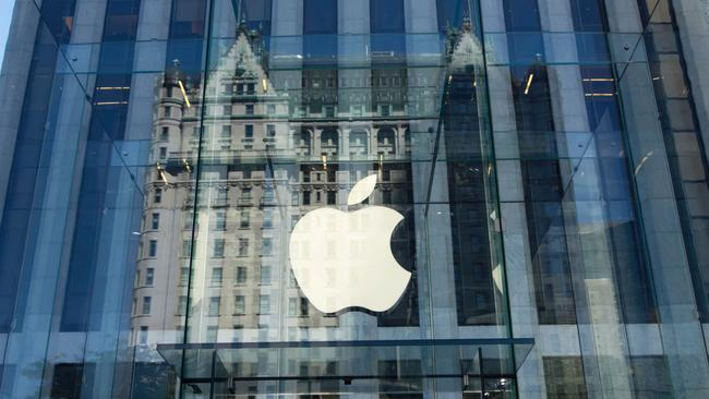 Apple stores now host free coding classes as part of their Today at Apple sessions. Photo: AFP