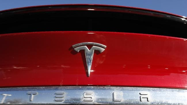 Tesla was the only one of six automakers that didn't respond to recommendations from the NTSB. Picture: David Zalubowski/AP