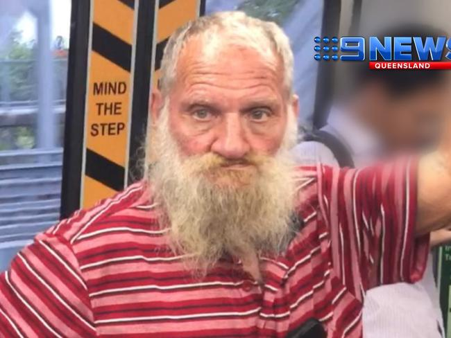 Queensland police chief says they will not be tracking convicted rapist Robert John Fardon. Picture: Channel 9