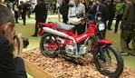Honda has unveiled its vision for the ultimate postie bike.