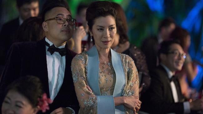 Michelle Yeoh is queen.