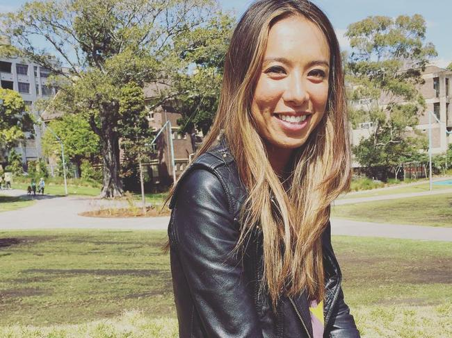 Mary Hoang deals with a lot of young people who are overworked and stressed. Picture: Mary Hoang