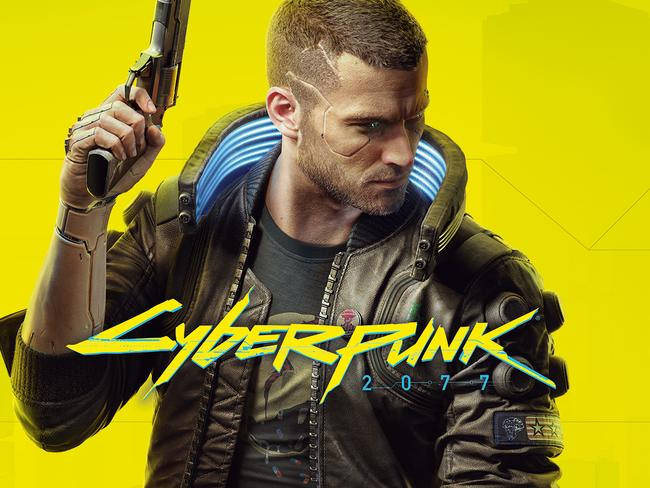 Upcoming Xbox game 'Cyberpunk 2077', in which Keanu Reeves lends his voice. Picture: Microsoft/Xbox