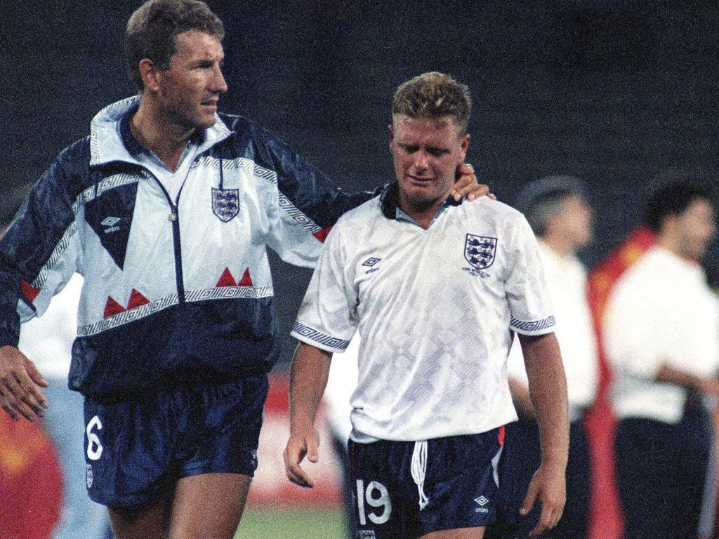 England's previous best result came in 1990, when its side - featuring Paul Gascoigne - lost in the playoff to hosts Italy.